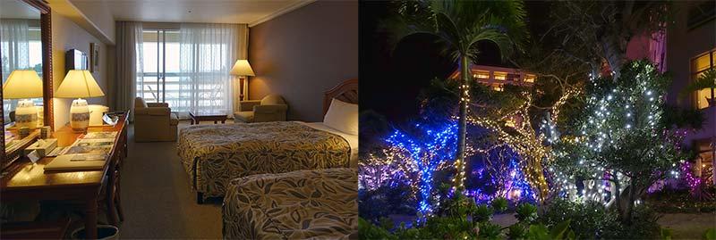 沖縄にあるリザンホテル