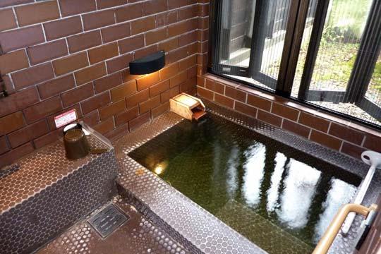 紫尾庵風呂